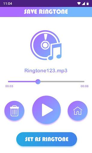 My Name Ringtone Maker  screenshots 4
