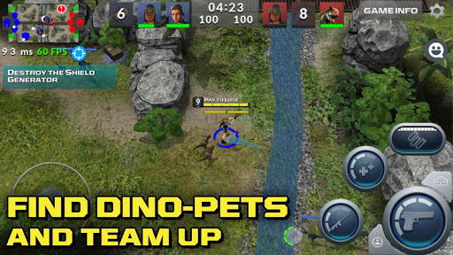 Primal Carnage Assault screenshots 16