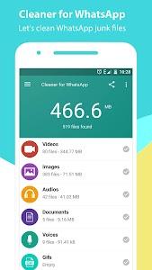 Cleaner for WhatsApp 2.5.6 (Mod) (Sap)