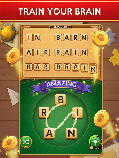 Word Card: Fun Collect Game apkpoly screenshots 11