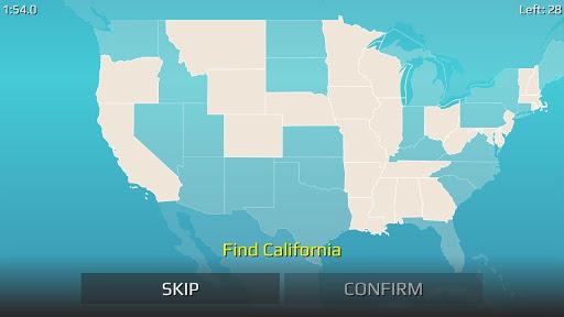 USA Quiz 1.6 screenshots 3