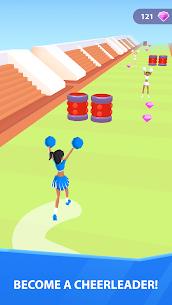 Free Cheerleader Run 3D 1
