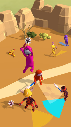 Stickman Smashers -  Clash 3D Impostor io games 1.0.5 screenshots 10