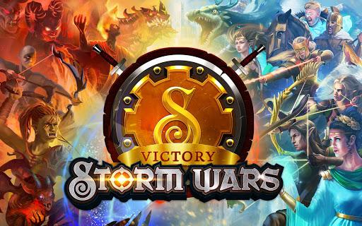 Storm Wars CCG  screenshots 9