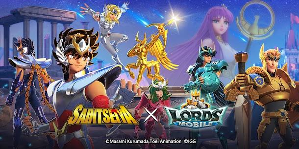 Lords Mobile: Guerra de Reinos – Batalla MMORPG 1