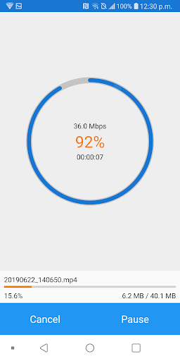 SuperBeam | WiFi Direct Share 5.0.8 Screenshots 4