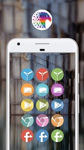Pix Up – Round Icon Pack v3.2 [Patched] 5