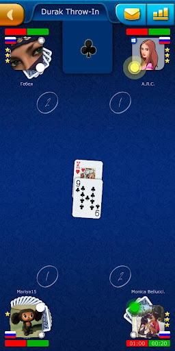 Durak LiveGames - free online card game  screenshots 2