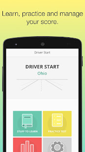 Permit Test Prep Ohio OH BMV Driver's License Test