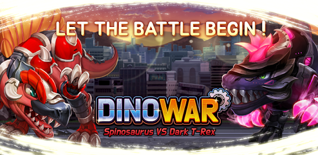 Dino War Spino VS For Pc – Free Download On Windows 7, 8, 10 And Mac 1