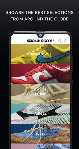 stadium goods screenshot 3