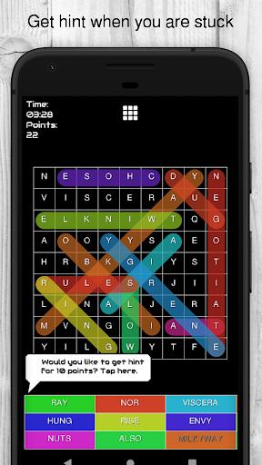 Word Hunt 1.3.12 screenshots 5