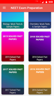 NEET / AIPMT Exam Notes, Solved Past Papers & MCQ