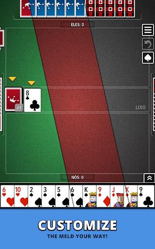 Buraco Canasta Jogatina: Card Games For Free 4.1.3 Screenshots 16