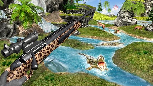 Wild Deer Hunt 2021: Animal Shooting Games apktram screenshots 16