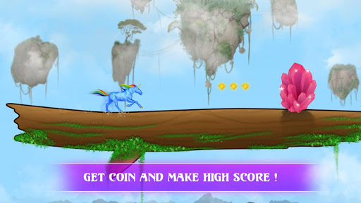 Unicorn Dash: Magical Run apkdebit screenshots 6
