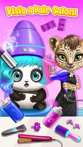 Panda Lu Baby Bear City - Pet Babysitting & Care 5.0.10008 Screenshots 6