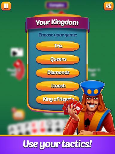 Trix Sheikh El Koba: No 1 Playing Card Game  screenshots 10