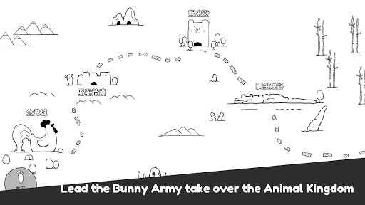 Battle! Bunny : Multiplayer Tower Defense 1.4.3 screenshots 5
