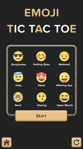 Tic Tac Toe For Emoji 5.8 screenshots 3