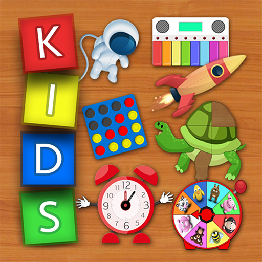 Educational Games 4 Kids