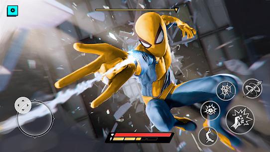 Spider Hero: Superhero Fighting 1