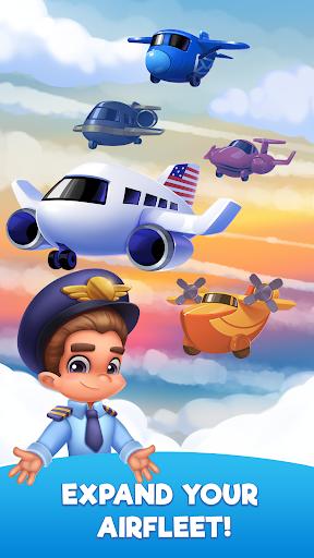 Bubble Planes Blast  screenshots 6