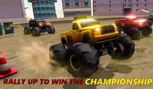 Demolition Derby 2021 - Monster Truck Destroyer modavailable screenshots 14