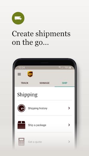 UPS Mobile 9.0.0.12 Screenshots 3