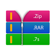 Zip File Reader - Zip Unzip File Manager