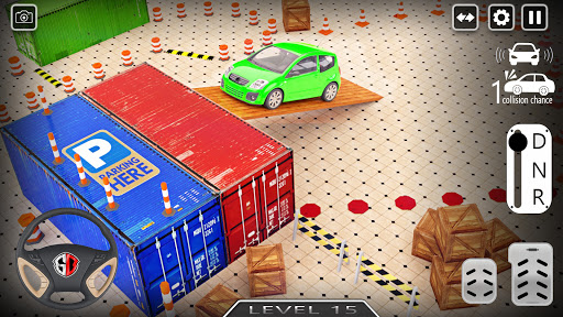 Modern Car Parking Drive 3D Game - Free Games 2020  screenshots 2