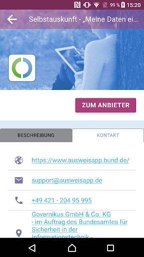 AusweisApp2 1.20.2 screenshots 6