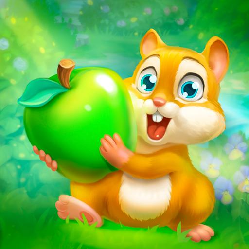 Baixar Garden Pets: Match-3 Dog & Cat Home Decorate para Android