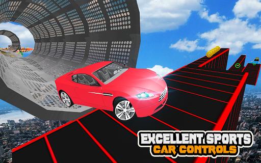 Mega Car Ramp Impossible Stunt Game  Screenshots 2