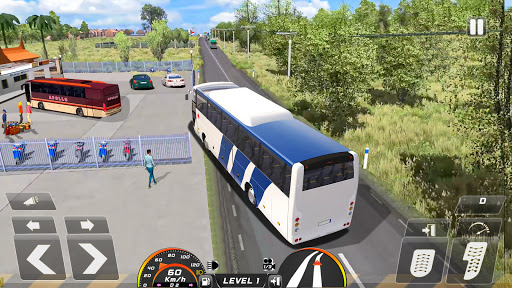 Real Bus Simulator Driving Games New Free 2021 2.1 screenshots 10