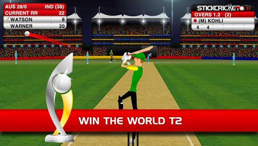 Stick Cricket Apk 2