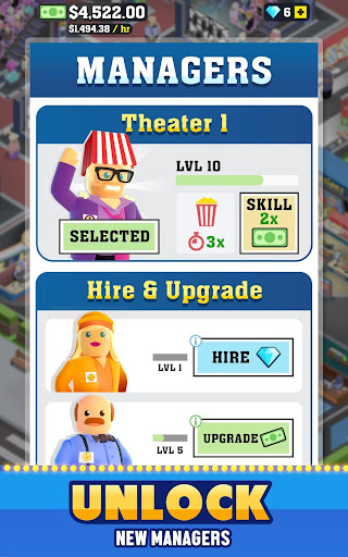 Box Office Tycoon 1.5 Screenshots 4