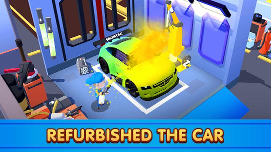 Free Car Fix Tycoon Apk Download 2021 1