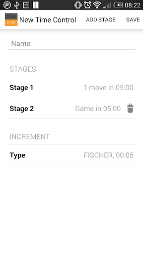 Chess Clock 1.0.4 Screenshots 4