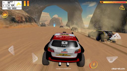 Dark Rally apktram screenshots 4