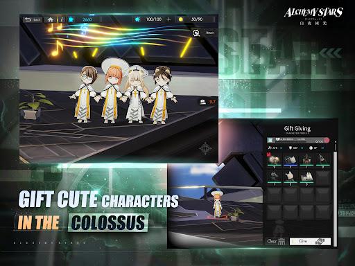 Alchemy Stars: Aurora Blast Apkfinish screenshots 12