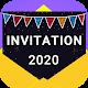 Criar convites personalizados Grátis 2020 virtual para PC Windows
