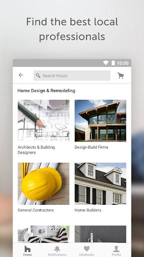 Houzz - Home Design & Remodel  screenshots 3
