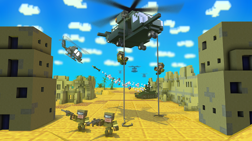 Dustoff Heli Rescue 2: Military Air Force Combat apkpoly screenshots 5