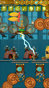 Steampunk Idle Spinner MOD APK (Everything Unlocked) Download 4
