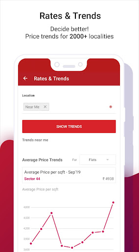 Magicbricks Property Search & Real Estate App android2mod screenshots 6
