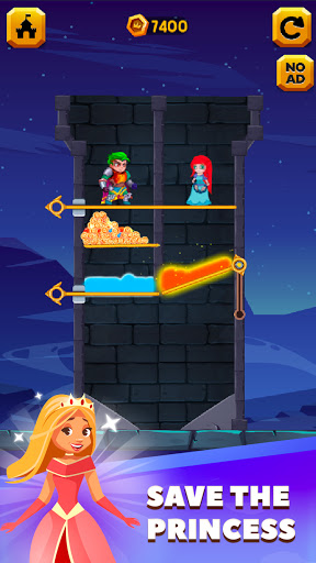 Wonder Hero Rescue 0.4 screenshots 1