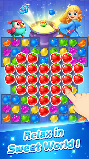 Fruit Candy Magic modiapk screenshots 1