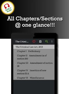 Criminal Law Act 2013