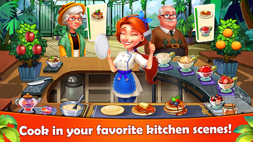 cooking joy - super cooking games, best cook! screenshot 3